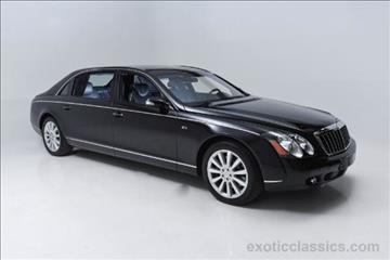 2008 Maybach 62 for sale in Riverhead, NY