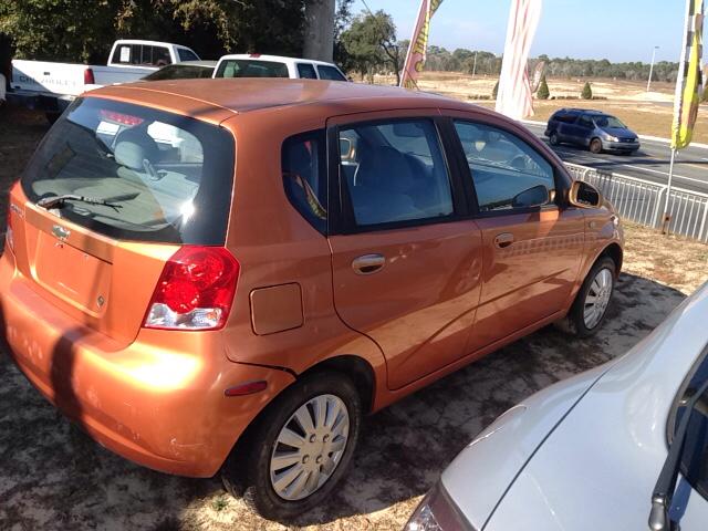 2005 Chevrolet Aveo LS 4dr Hatchback - Niceville FL