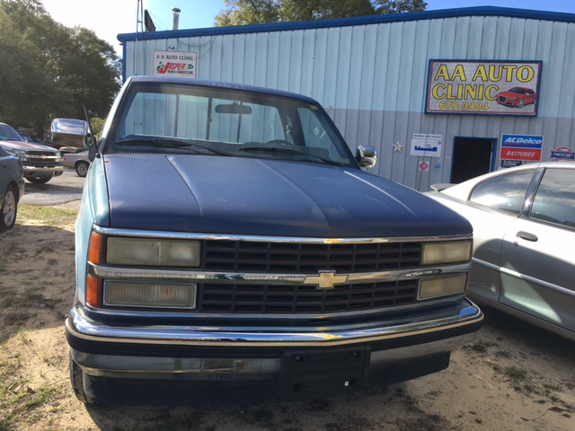 1991 Chevrolet C/K 1500 Series C1500 Silverado 2dr Standard Cab LB - Niceville FL
