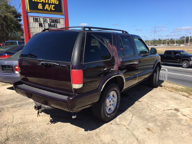 1996 Chevrolet Blazer Base 4dr 4WD SUV - Niceville FL