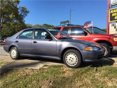 1994 Honda Civic For Sale In Niceville, FL
