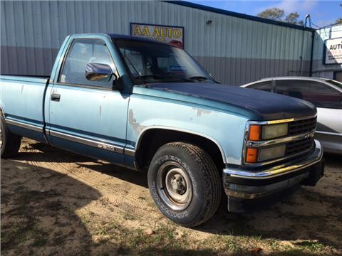 1991 Chevrolet C/K 1500 Series