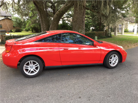 2000 Toyota Celica for sale in Niceville, FL