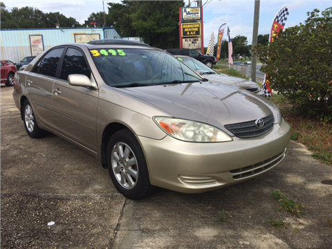 2002 Toyota Camry for sale in Niceville, FL