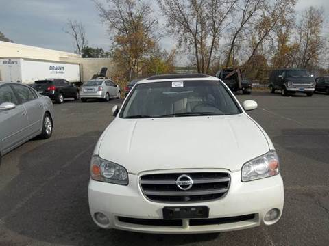 2001 Nissan Maxima for sale in Hartford, CT