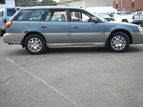 2001 Subaru Outback for sale in Hartford, CT