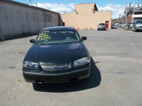 2004 Chevrolet Impala for sale in Hartford, CT