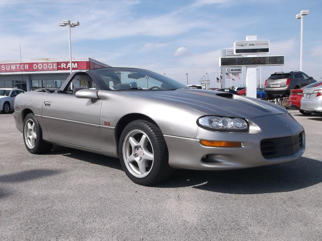 Used 1999 chevrolet camaro for sale for Boykin motors smithfield nc