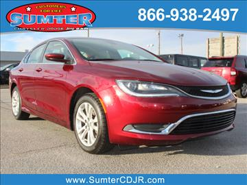 chrysler for sale sumter sc. Cars Review. Best American Auto & Cars Review