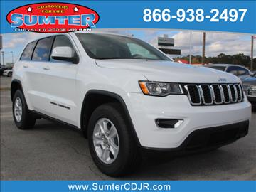 2017 jeep grand cherokee for sale in sumter sc. Cars Review. Best American Auto & Cars Review