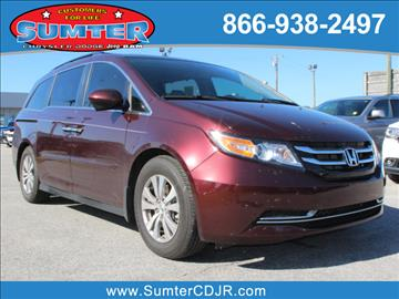 Honda Odyssey For Sale Sumter Sc Carsforsale Com