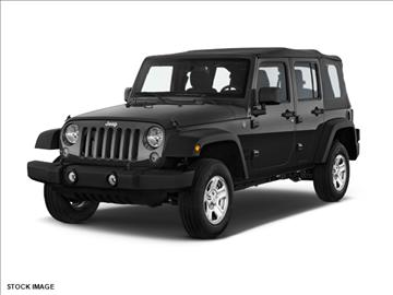 2017 Jeep Wrangler Unlimited for sale in Sumter, SC