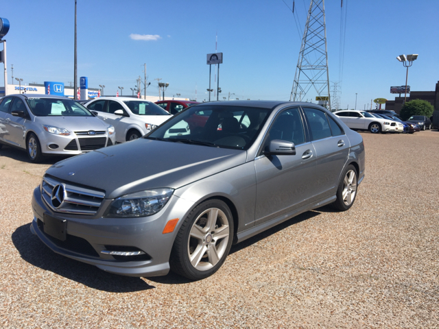 2011 mercedes benz c class awd c300 luxury 4matic 4dr for Memphis mercedes benz