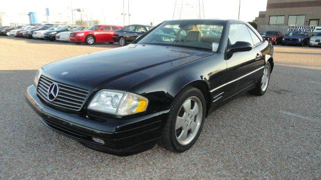 1999 mercedes benz sl class sl500 2dr convertible in for Memphis mercedes benz