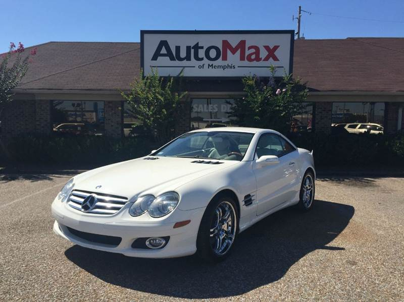 mercedes benz sl class for sale in memphis tn