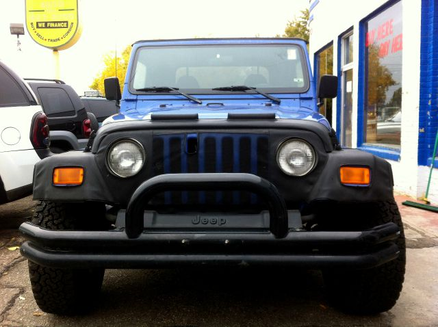 1997 Jeep Wrangler Unlimited