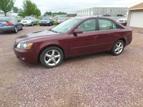 2007 Hyundai Sonata for sale in Sioux Falls, SD