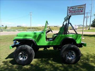 1952 Willys CJ-5 for sale in Sioux Falls, SD