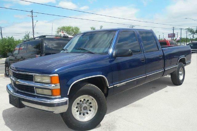 2000 Chevrolet Silverado 3500