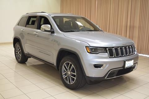 2017 Jeep Grand Cherokee for sale in Bakersfield, CA