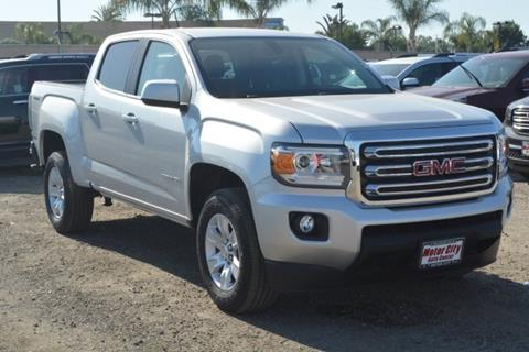 2017 GMC Canyon for sale in Bakersfield, CA