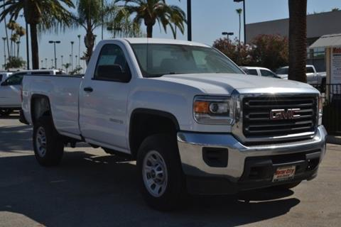2016 GMC Sierra 2500HD for sale in Bakersfield, CA