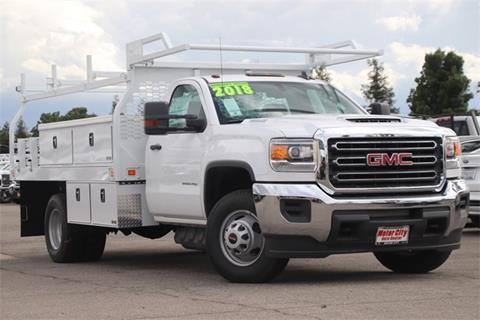 2018 GMC Sierra 3500HD for sale in Bakersfield, CA