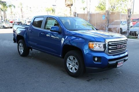 2018 GMC Canyon for sale in Bakersfield, CA