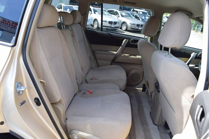 2008 Toyota Highlander Sport AWD 4dr SUV - Fredericksburg VA