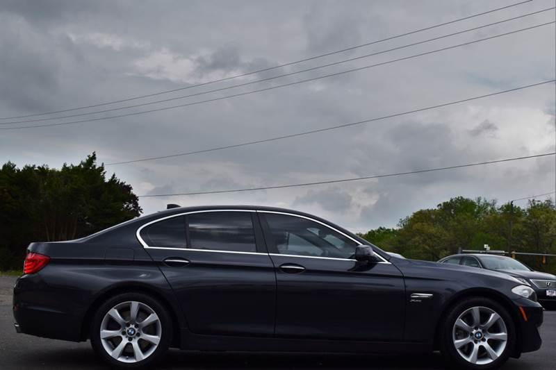 2012 BMW 5 Series 550i xDrive AWD 4dr Sedan - Fredericksburg VA