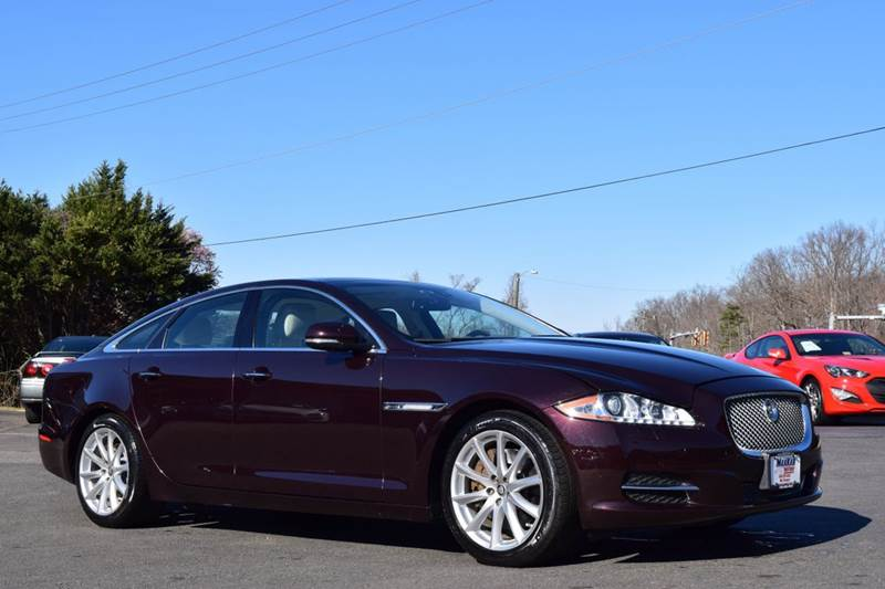 2013 Jaguar XJ Base 4dr Sedan - Fredericksburg VA
