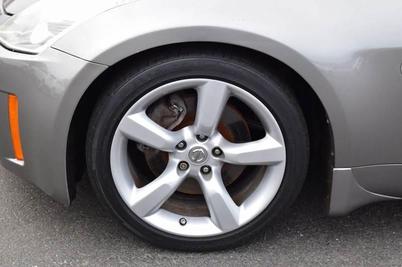 2008 Nissan 350Z Touring 2dr Convertible 6M - Fredericksburg VA