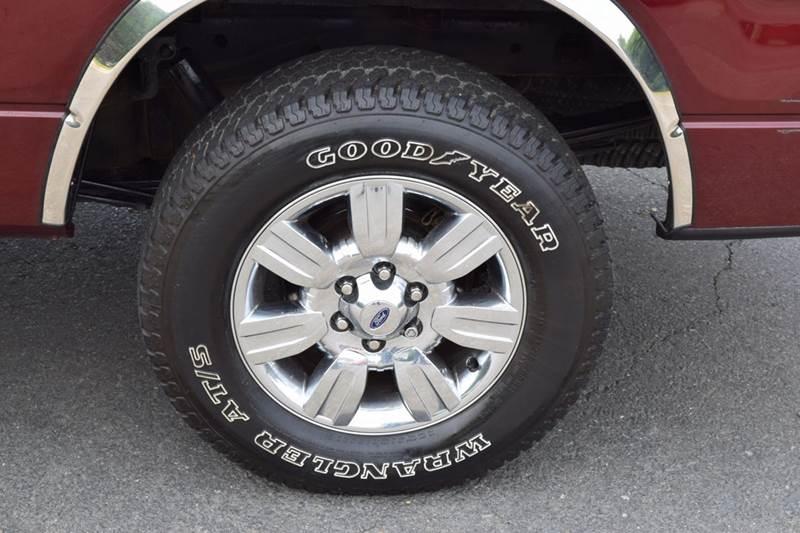 2010 Ford F-150 4x4 XLT 4dr SuperCrew Styleside 5.5 ft. SB - Fredericksburg VA