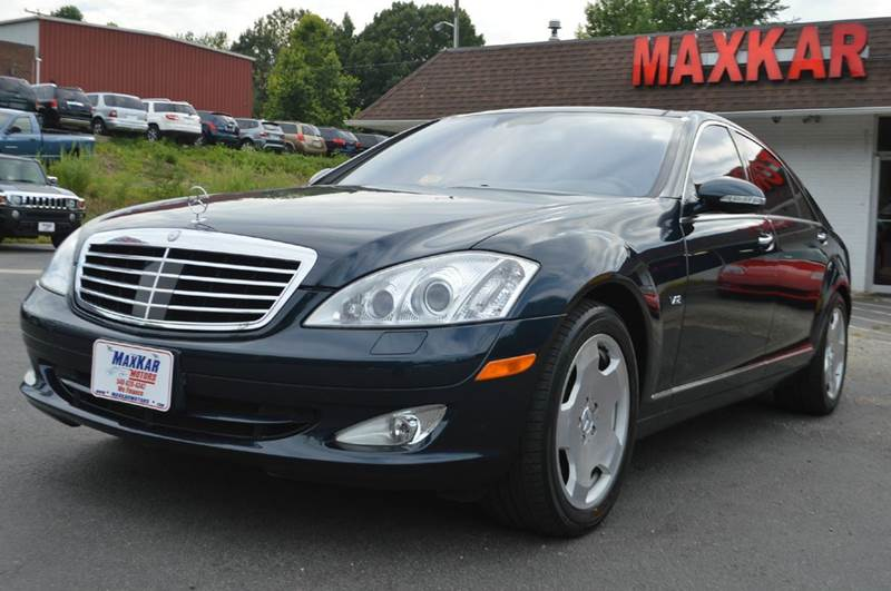 mercedes benz s class for sale in fredericksburg va. Black Bedroom Furniture Sets. Home Design Ideas