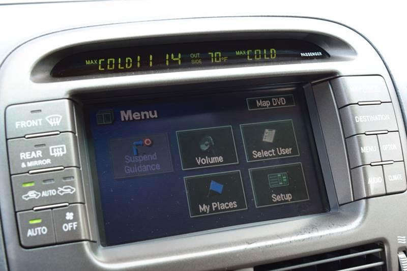 2006 Lexus LS 430 4dr Sedan - Fredericksburg VA