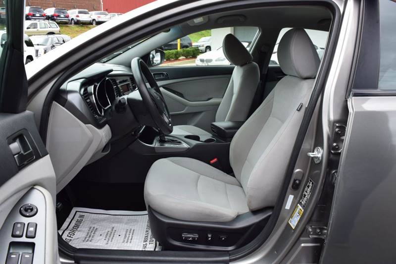 2012 Kia Optima LX 4dr Sedan 6A - Fredericksburg VA