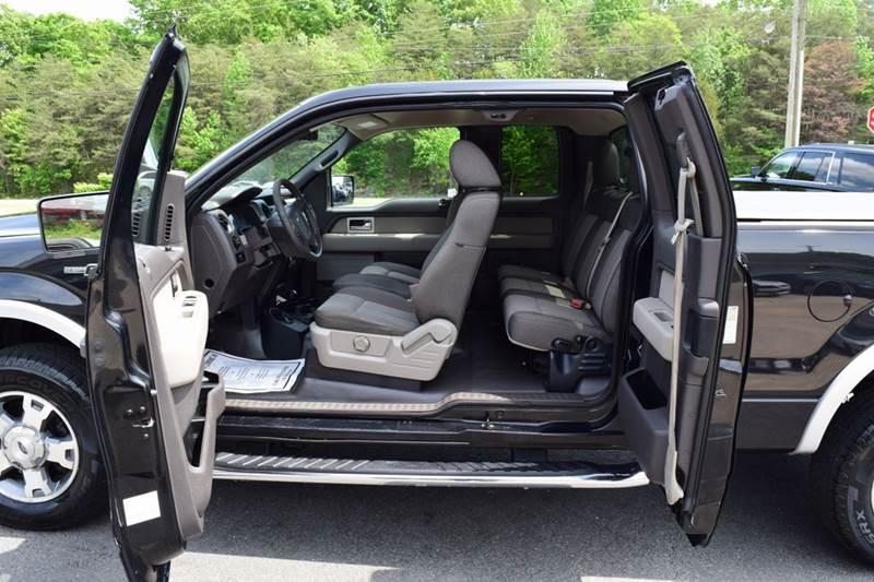 2010 Ford F-150 STX 4x4 4dr SuperCab Styleside 6.5 ft. SB - Fredericksburg VA