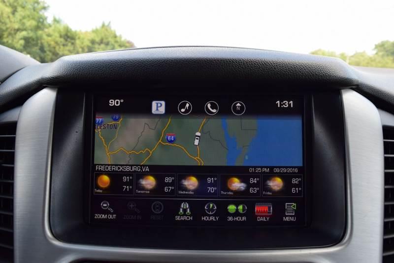 2015 GMC Yukon SLT 4x4 4dr SUV - Fredericksburg VA