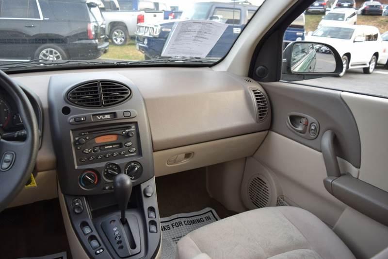 2003 Saturn Vue Fwd 4dr SUV - Fredericksburg VA