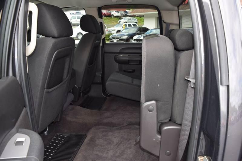 2010 Chevrolet Silverado 1500 LS 4x4 4dr Crew Cab 5.8 ft. SB - Fredericksburg VA