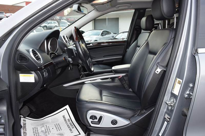 2010 Mercedes-Benz GL-Class GL 450 4MATIC AWD 4dr SUV - Fredericksburg VA