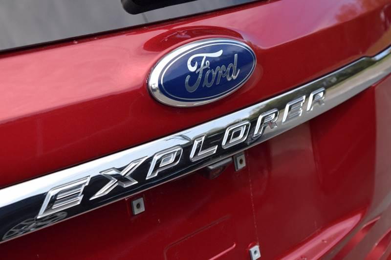 2013 Ford Explorer Limited AWD 4dr SUV - Fredericksburg VA