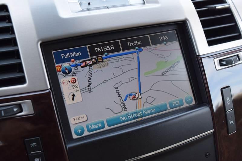 2012 Cadillac Escalade ESV AWD Luxury 4dr SUV - Fredericksburg VA