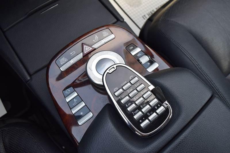 2007 Mercedes-Benz S-Class AWD S 550 4MATIC 4dr Sedan - Fredericksburg VA