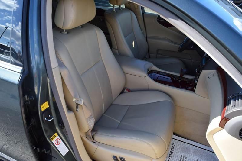 2007 Lexus LS 460 Base 4dr Sedan - Fredericksburg VA