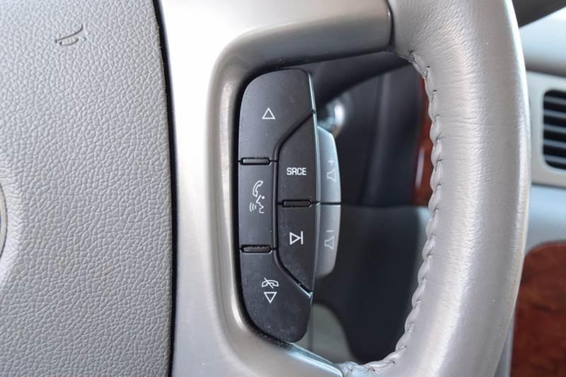 2010 Chevrolet Tahoe 4x4 LTZ 4dr SUV - Fredericksburg VA