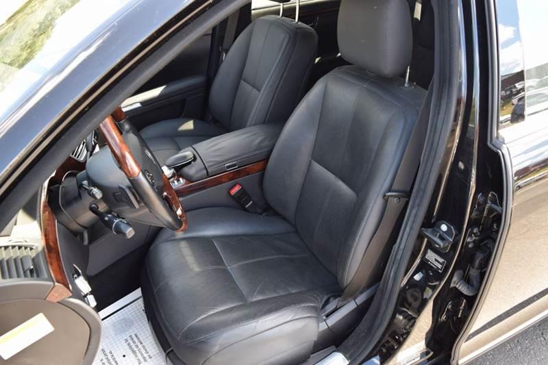 2009 Mercedes-Benz S-Class S550 4MATIC AWD 4dr Sedan - Fredericksburg VA