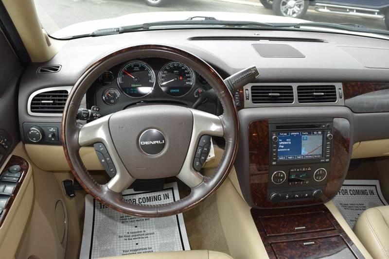 2010 GMC Yukon 4x4 Denali Hybrid 4dr SUV - Fredericksburg VA
