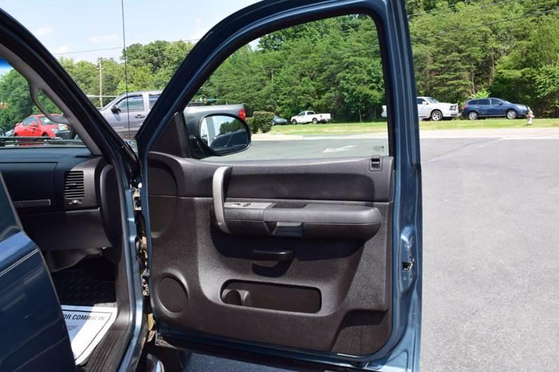 2007 Chevrolet Silverado 2500HD LT1 4dr Extended Cab 4WD SB - Fredericksburg VA
