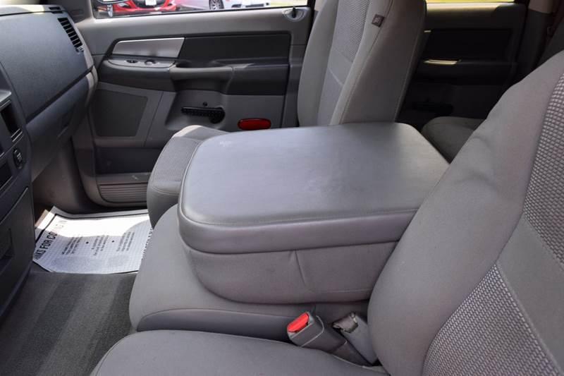 2009 Dodge Ram Pickup 2500 4x4 SLT 4dr Quad Cab 6.3 ft. SB Pickup - Fredericksburg VA